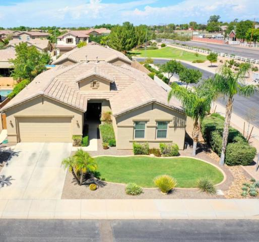 3992 E Virgo Place, Chandler, AZ 85249 (MLS #5822955) :: Kelly Cook Real Estate Group