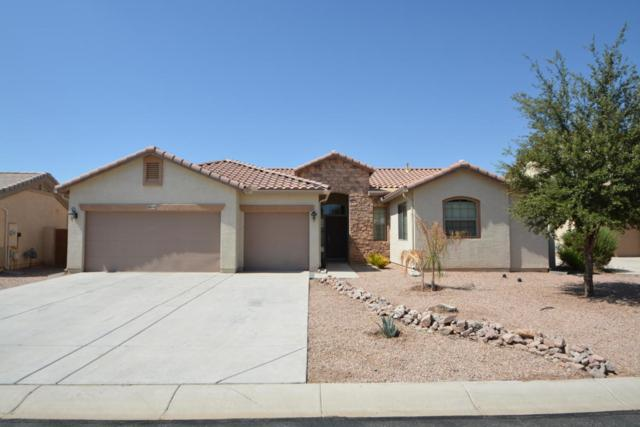 18848 N Marina Avenue, Maricopa, AZ 85139 (MLS #5822987) :: Keller Williams Legacy One Realty