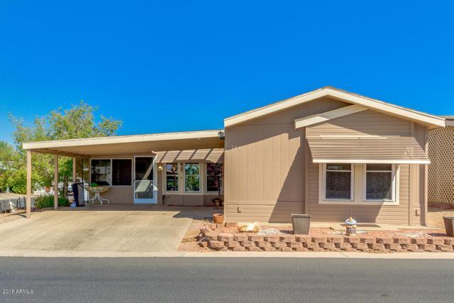 5735 E Mcdowell Road #344, Mesa, AZ 85215 (MLS #5822999) :: Kelly Cook Real Estate Group
