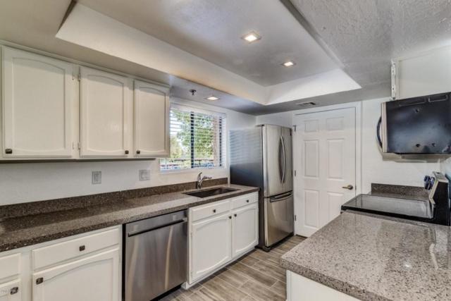 3031 N Civic Center Plaza #241, Scottsdale, AZ 85251 (MLS #5823032) :: Brett Tanner Home Selling Team