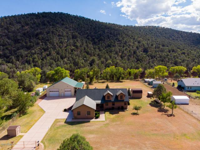 7884 W Gibson Ranch Road, Payson, AZ 85541 (MLS #5823048) :: Brett Tanner Home Selling Team