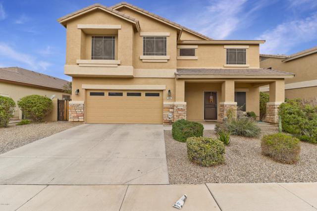 396 S 166th Drive, Goodyear, AZ 85338 (MLS #5823059) :: The Wehner Group