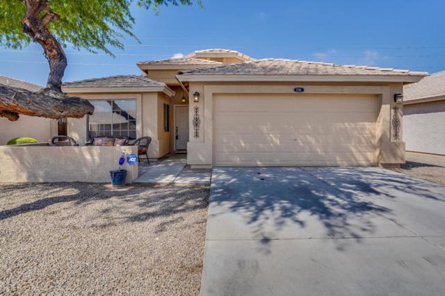 1746 S Saddle Street, Gilbert, AZ 85233 (MLS #5823087) :: Team Wilson Real Estate