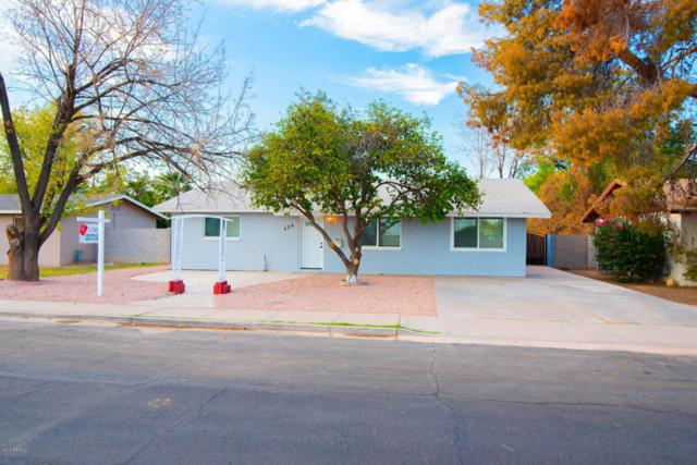 504 E 11TH Avenue, Mesa, AZ 85204 (MLS #5823118) :: Team Wilson Real Estate