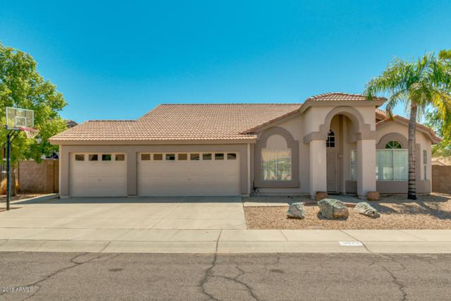 3873 W Alameda Road, Glendale, AZ 85310 (MLS #5823156) :: Team Wilson Real Estate