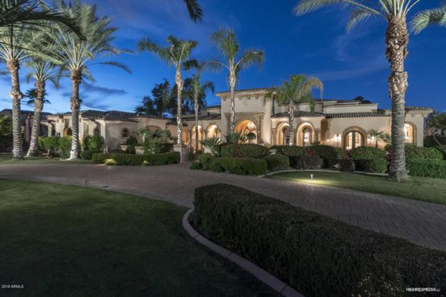 6852 E Fanfol Drive, Paradise Valley, AZ 85253 (MLS #5823197) :: RE/MAX Excalibur