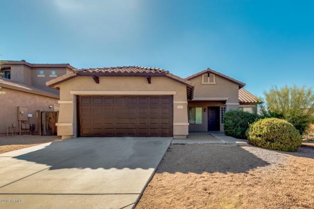 8202 S 51ST Drive, Laveen, AZ 85339 (MLS #5823227) :: Keller Williams Realty Phoenix