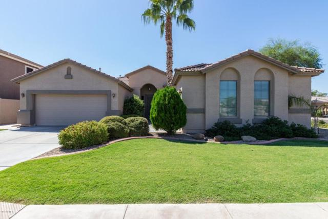 1537 E Carob Drive, Chandler, AZ 85286 (MLS #5823329) :: The Garcia Group @ My Home Group