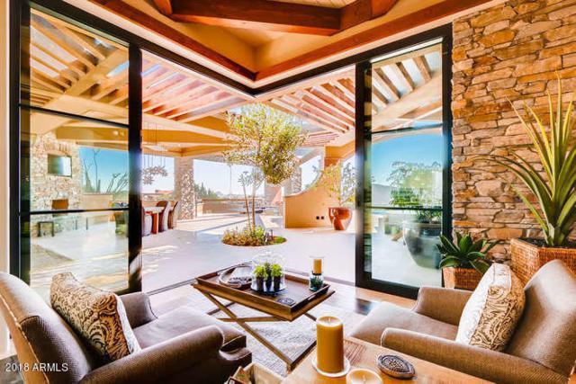 9905 E Honey Mesquite Drive, Scottsdale, AZ 85262 (MLS #5823414) :: The Wehner Group