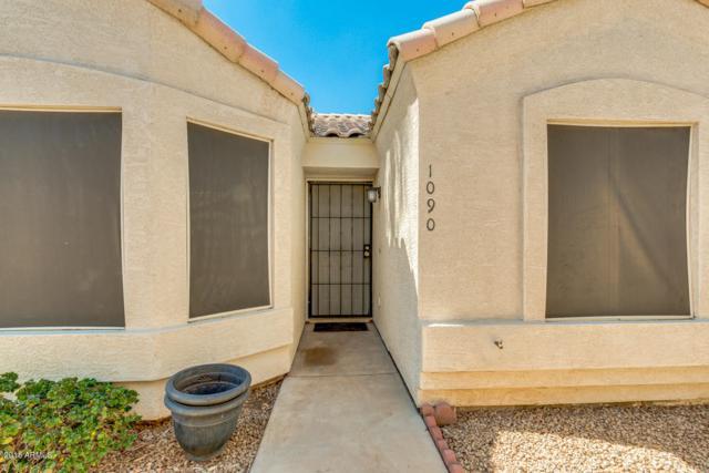 8520 W Palm Lane #1090, Phoenix, AZ 85037 (MLS #5823429) :: The Wehner Group