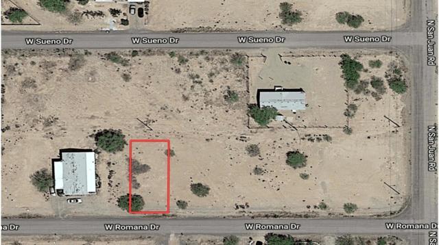 3310 W Romana Drive, Eloy, AZ 85131 (MLS #5823502) :: Yost Realty Group at RE/MAX Casa Grande
