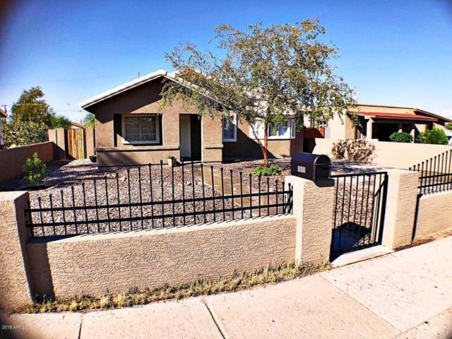 448 W Byrd Avenue, Coolidge, AZ 85128 (MLS #5823534) :: Yost Realty Group at RE/MAX Casa Grande