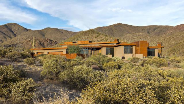 9332 E Grapevine Pass Pass, Scottsdale, AZ 85262 (MLS #5823558) :: The W Group