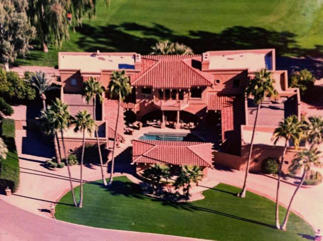 7155 E Oakmont Drive, Paradise Valley, AZ 85253 (MLS #5823742) :: The W Group