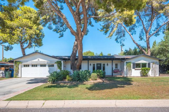 3208 E Hazelwood Street, Phoenix, AZ 85018 (MLS #5823776) :: The W Group