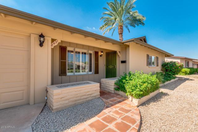 8431 E Clarendon Avenue, Scottsdale, AZ 85251 (MLS #5823798) :: The W Group