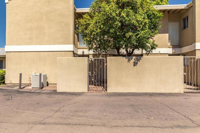 4615 N 22ND Street #103, Phoenix, AZ 85016 (MLS #5823812) :: Sibbach Team - Realty One Group