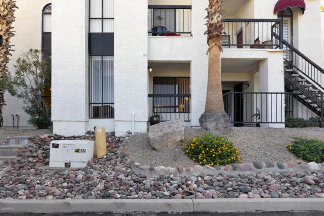 16739 E El Lago Boulevard #106, Fountain Hills, AZ 85268 (MLS #5823855) :: The W Group