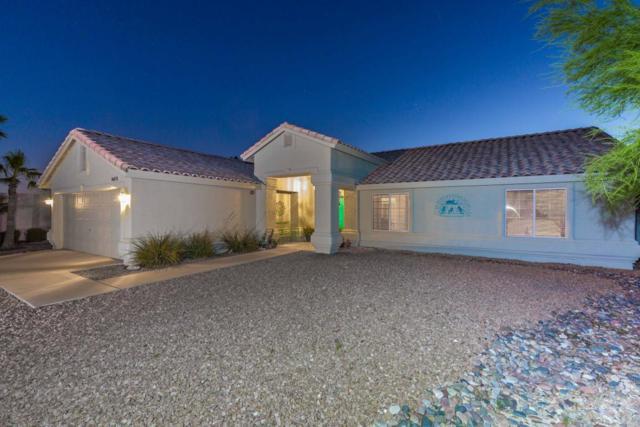 14818 N Caliente Drive, Fountain Hills, AZ 85268 (MLS #5823902) :: The W Group