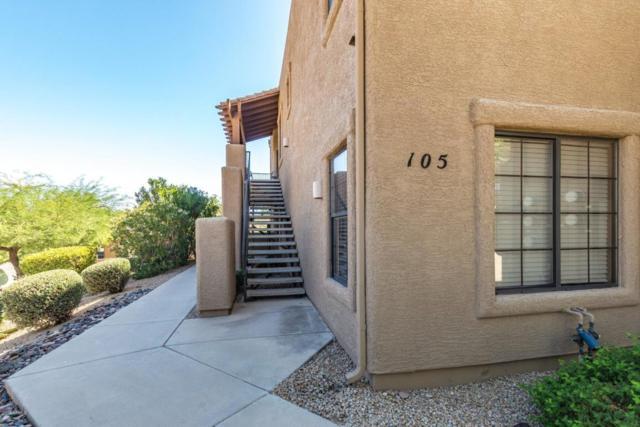 17237 E Grande Boulevard #105, Fountain Hills, AZ 85268 (MLS #5823931) :: The W Group