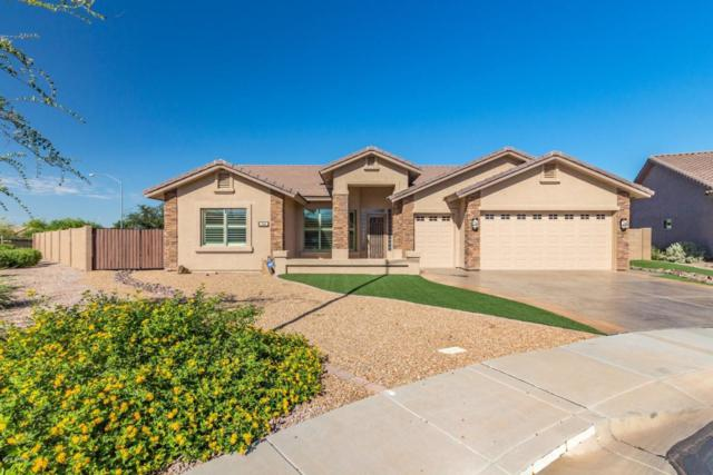 2764 S Royal Wood Circle, Mesa, AZ 85209 (MLS #5823963) :: The W Group