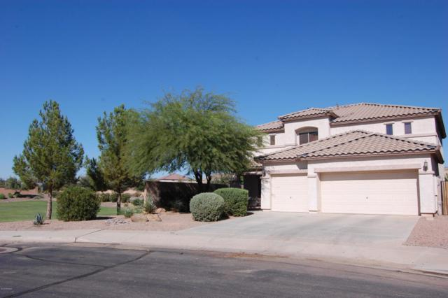 19053 N Wilson Street, Maricopa, AZ 85138 (MLS #5824010) :: The Bill and Cindy Flowers Team