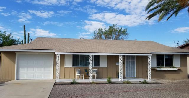 10139 W Pinehurst Drive, Sun City, AZ 85351 (MLS #5824040) :: The Garcia Group @ My Home Group