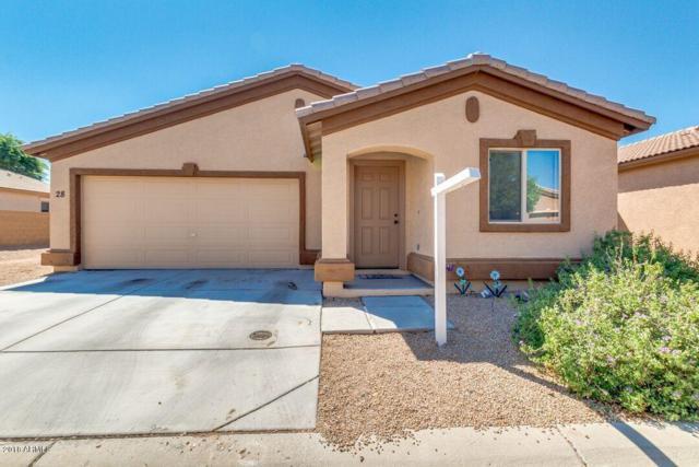 900 W Broadway Avenue #28, Apache Junction, AZ 85120 (MLS #5824045) :: Brett Tanner Home Selling Team