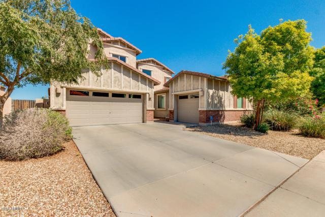150 W Key West Drive, Casa Grande, AZ 85122 (MLS #5824051) :: Brett Tanner Home Selling Team