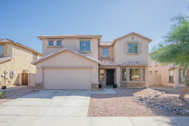 5763 S 249TH Drive, Buckeye, AZ 85326 (MLS #5824095) :: The Garcia Group @ My Home Group
