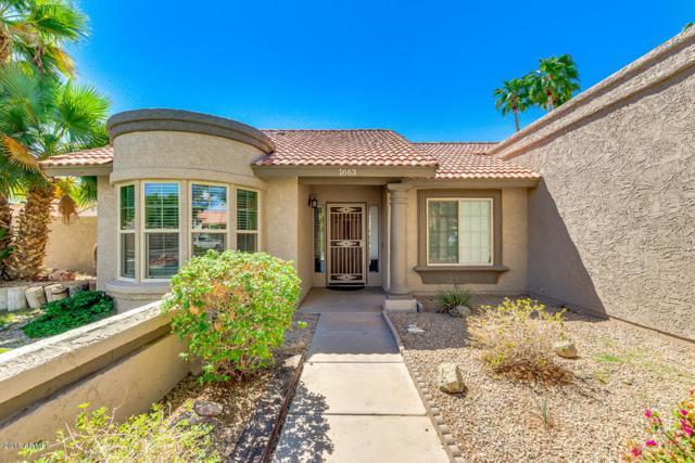 1663 E Fairview Street, Chandler, AZ 85225 (MLS #5824126) :: Keller Williams Realty Phoenix
