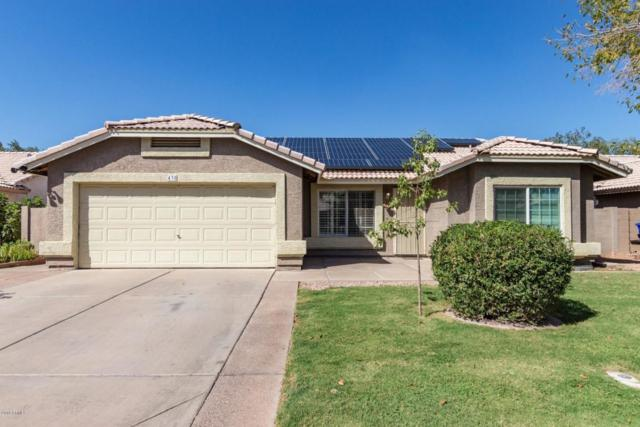 438 E Century Avenue, Gilbert, AZ 85296 (MLS #5824169) :: The Everest Team at My Home Group