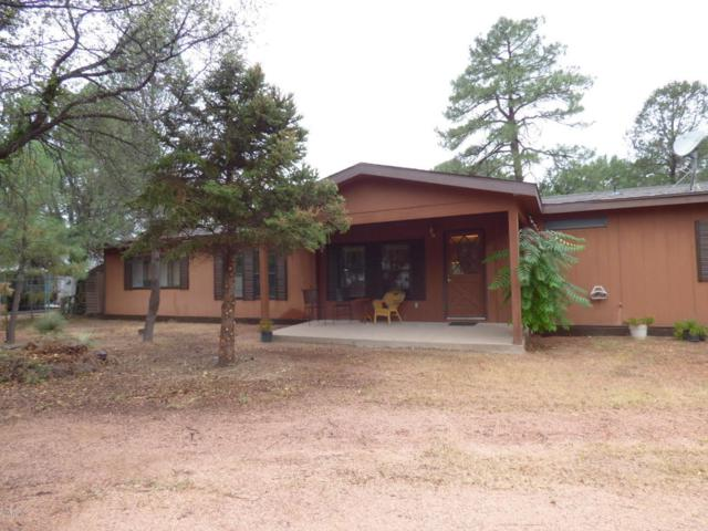 208 N Bentley Circle, Payson, AZ 85541 (MLS #5824170) :: Kortright Group - West USA Realty