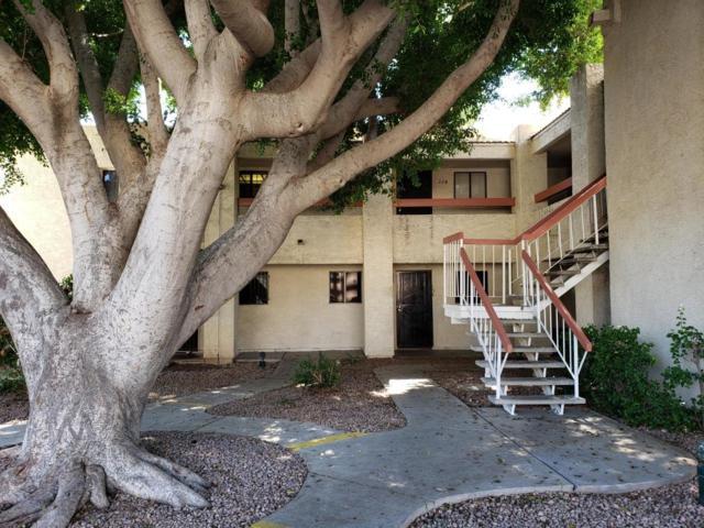 3119 W Cochise Drive #124, Phoenix, AZ 85051 (MLS #5824217) :: Keller Williams Realty Phoenix