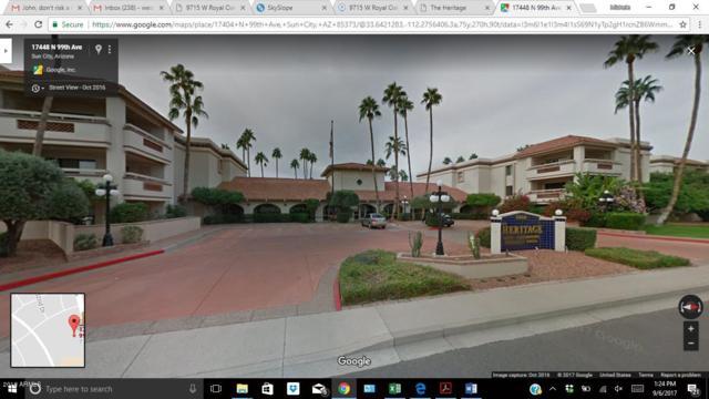 17404 N 99TH Avenue #303, Sun City, AZ 85373 (MLS #5824220) :: Keller Williams Realty Phoenix