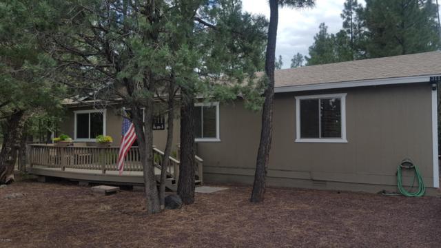 311 W Pine Ridge Drive, Lakeside, AZ 85929 (MLS #5824279) :: RE/MAX Excalibur