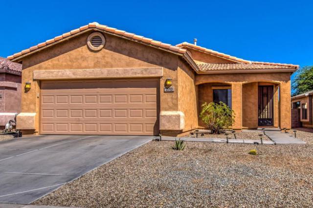 270 E Shawnee Road, San Tan Valley, AZ 85143 (MLS #5824309) :: The Garcia Group @ My Home Group