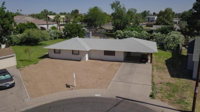 2837 E Minnezona Avenue, Phoenix, AZ 85016 (MLS #5824599) :: RE/MAX Excalibur