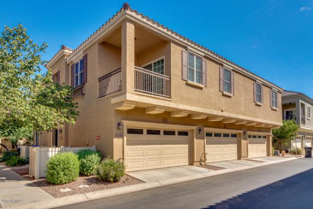 4758 E Waterman Street #103, Gilbert, AZ 85297 (MLS #5824621) :: Sibbach Team - Realty One Group