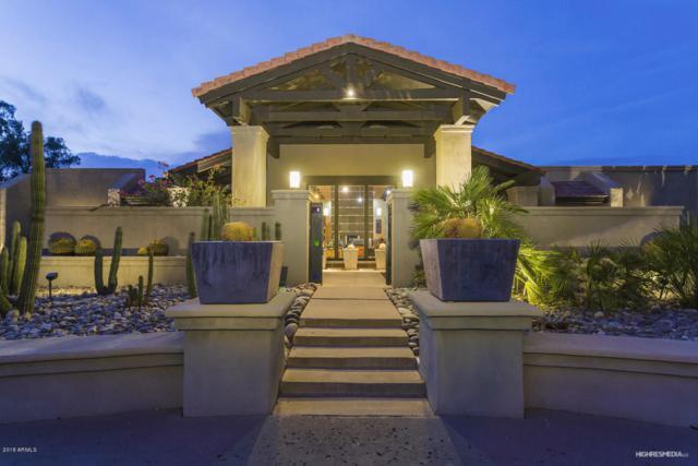 5426 E Via Los Caballos Drive, Paradise Valley, AZ 85253 (MLS #5824631) :: Sibbach Team - Realty One Group