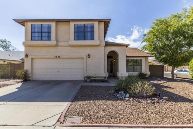 4539 W Marco Polo Road, Glendale, AZ 85308 (MLS #5824667) :: Sibbach Team - Realty One Group