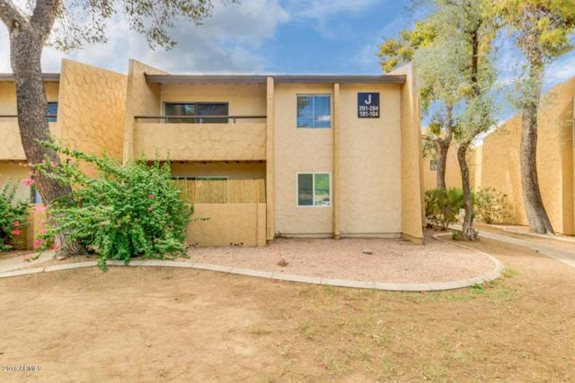 8055 E Thomas Road J201, Scottsdale, AZ 85251 (MLS #5824782) :: The Wehner Group