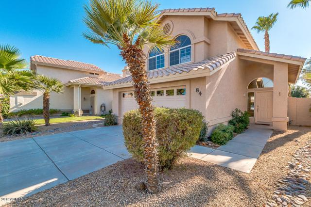 84 S Willow Creek Street, Chandler, AZ 85225 (MLS #5824820) :: The Garcia Group