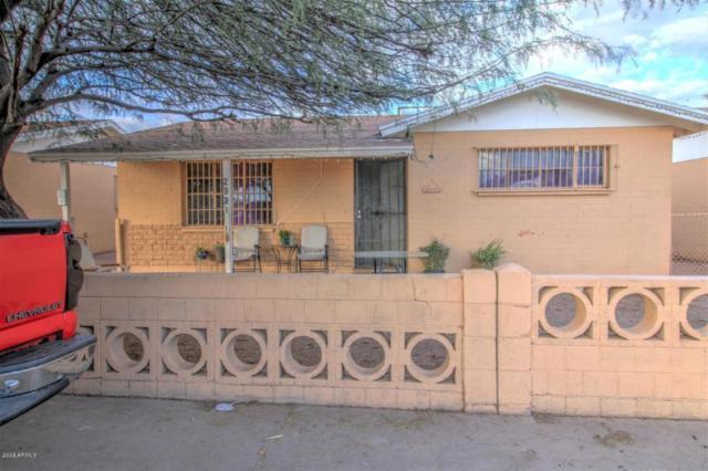 2319 N 39th Avenue, Phoenix, AZ 85009 (MLS #5824860) :: Sibbach Team - Realty One Group