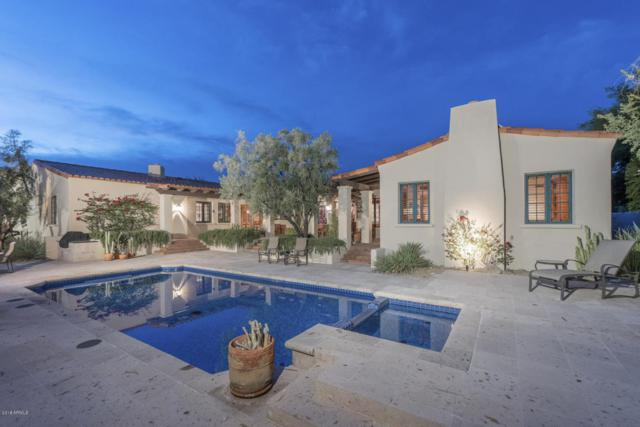 3427 E Rancho Drive, Paradise Valley, AZ 85253 (MLS #5824875) :: The Everest Team at My Home Group