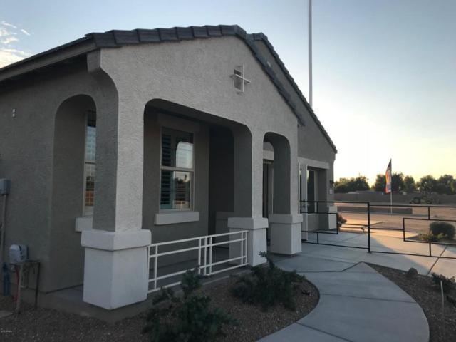 19809 N Jill Avenue, Maricopa, AZ 85138 (MLS #5824949) :: Yost Realty Group at RE/MAX Casa Grande