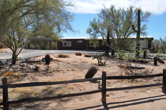 5013 E Smokehouse Trail, Cave Creek, AZ 85331 (MLS #5825001) :: The Garcia Group