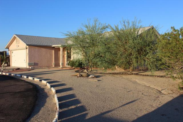 1351 N Tomahawk Road, Apache Junction, AZ 85119 (MLS #5825024) :: The Garcia Group