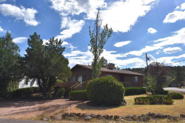 707 W Bridle Path Lane, Payson, AZ 85541 (MLS #5825246) :: Lifestyle Partners Team