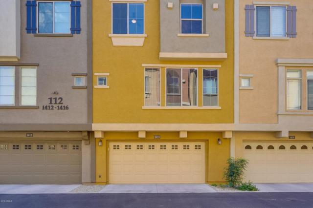 2150 W Alameda Road #1413, Phoenix, AZ 85085 (MLS #5825416) :: The Garcia Group